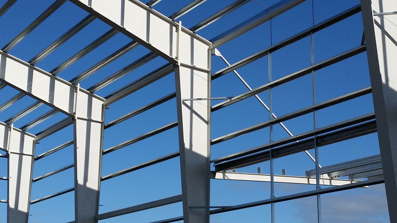 Rivett Engineering structural design - portals